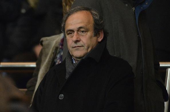 Michel Platini UEFA President third time