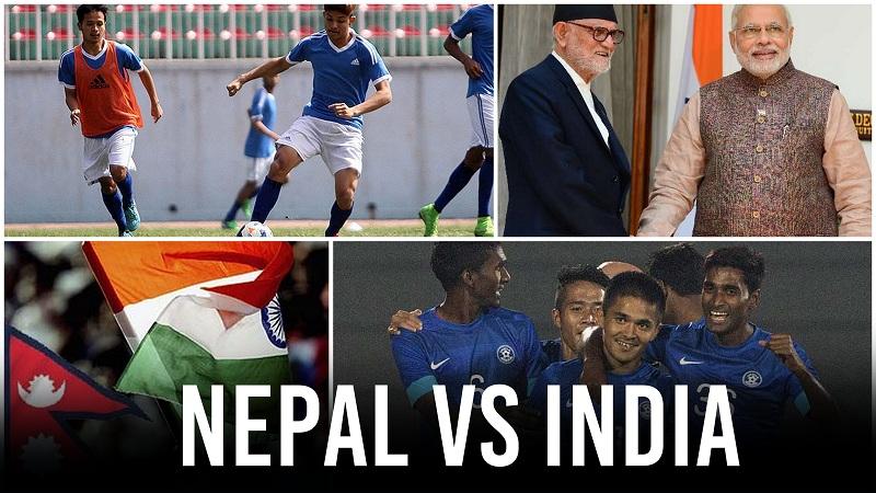 Nepal v India