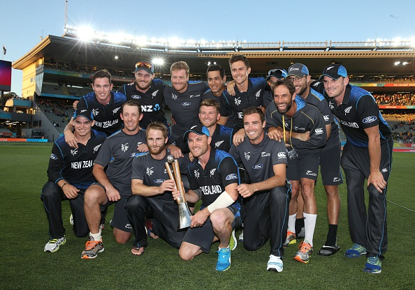 New Zealand Chappel-lHadlee Trophy