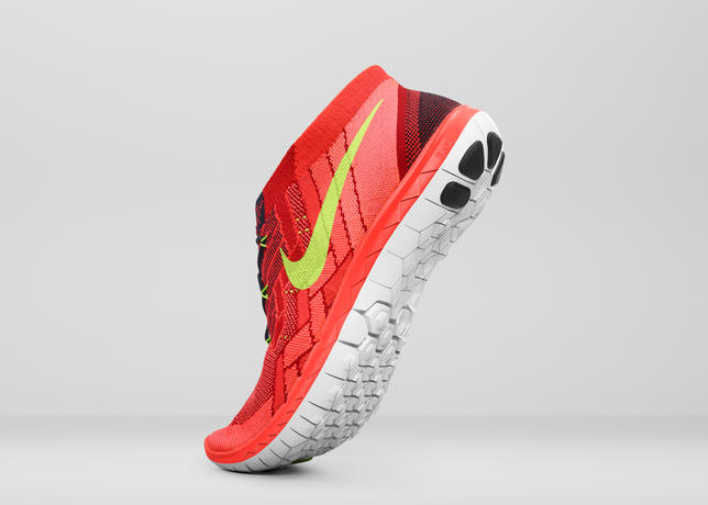 check out bf781 c7342 Nike introduces three evolved running styles: Nike Free 3.0 ...