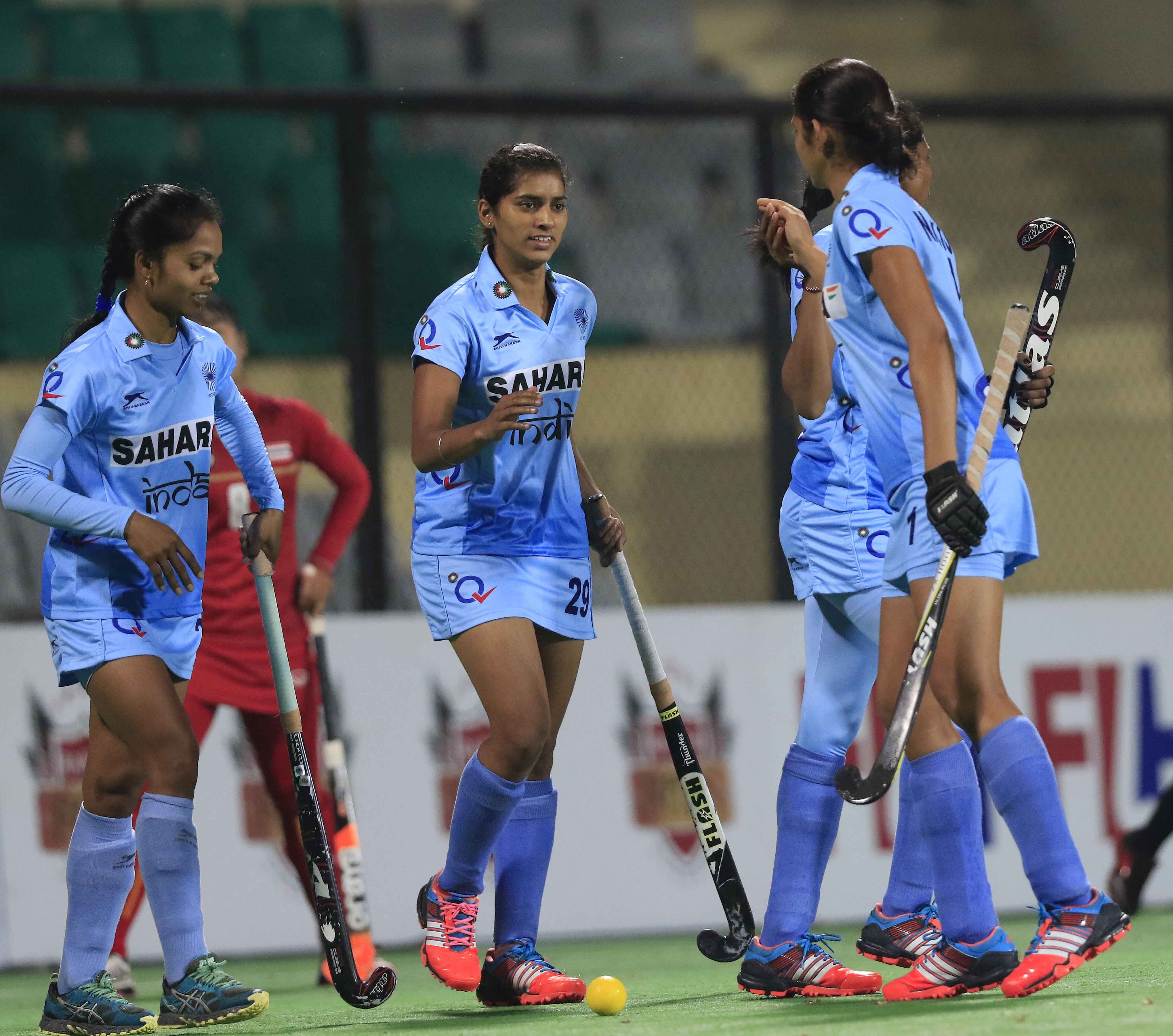 FIH Hockey World League Round 2: India Thrash Thailand 6-0