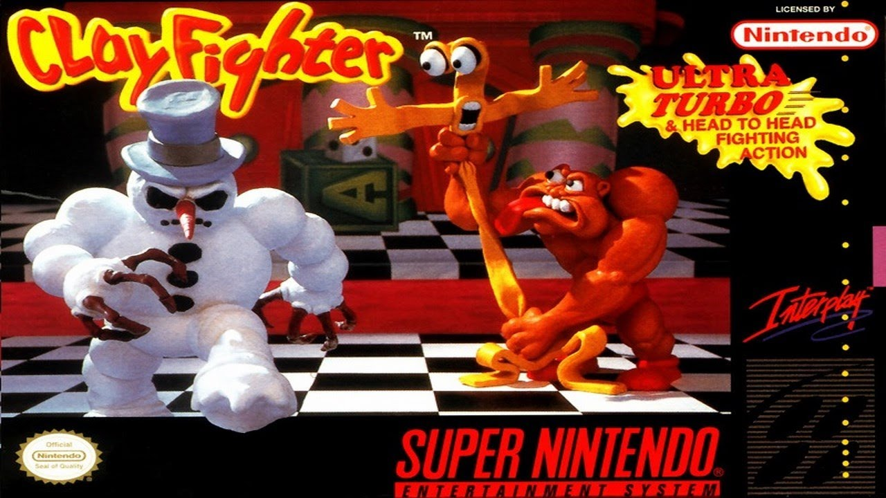 Remastered ClayFighter to arrive in 2016