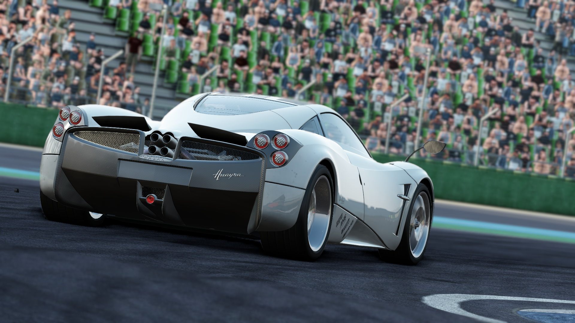 Outside Xbox Releases New One Gameplay Footage Of Project CARS