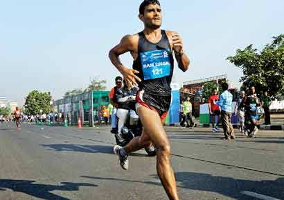 After Shivnath Singh It Was Ram Yadav Who Became He Second Indian Runner To Ever Qualify For The Marathon Event At Summer Olympics