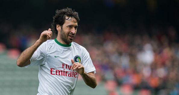 Raul Cosmos goal