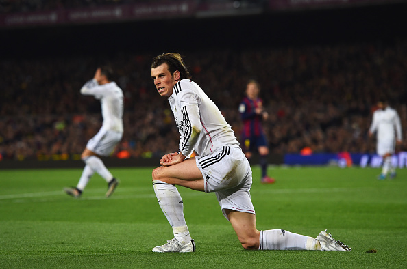 Real Madrid Gareth Bale release clause 75m Chelsea