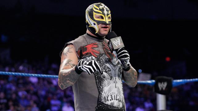 responds comments rumours, Rey to Mysterio  retirement on