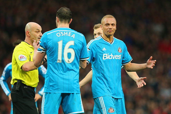 John O'Shea Wes Brown