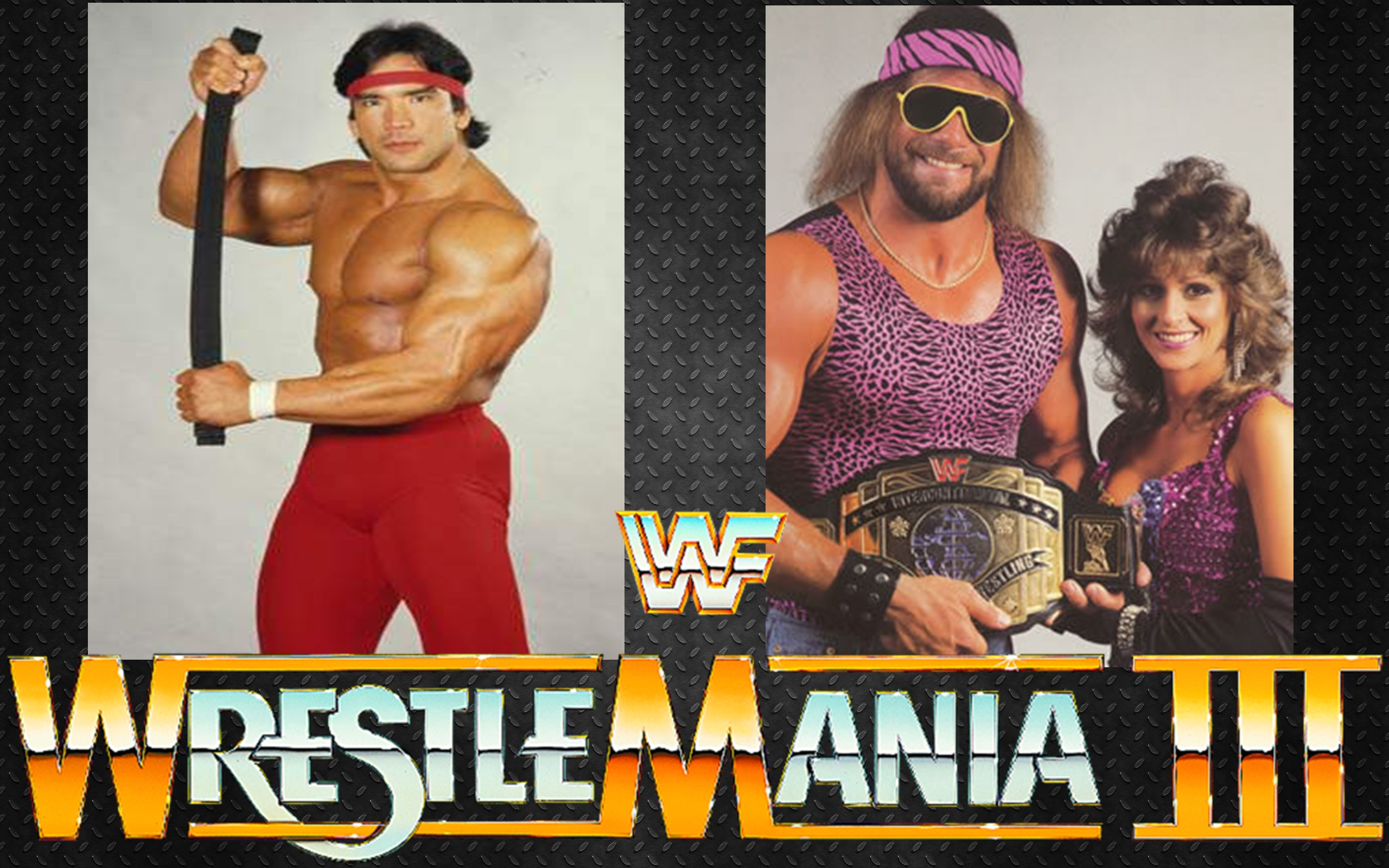 Page 3 Wrestlemania Rewind Randy Savage Vs Ricky Steamboat At