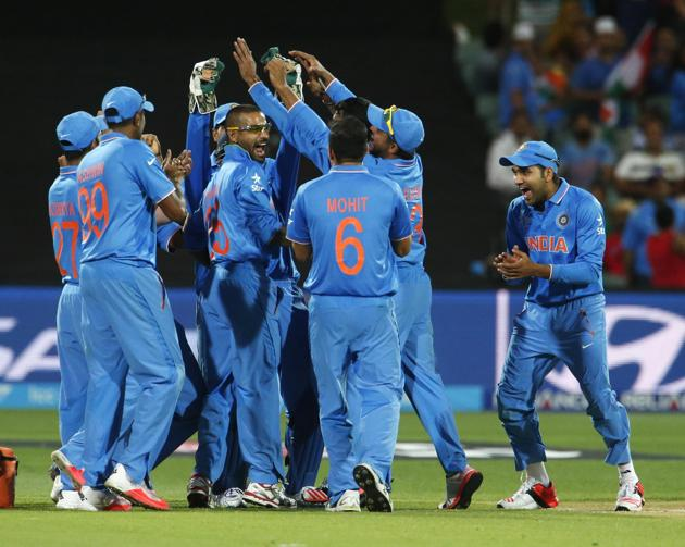 India is unbeaten in the group stage