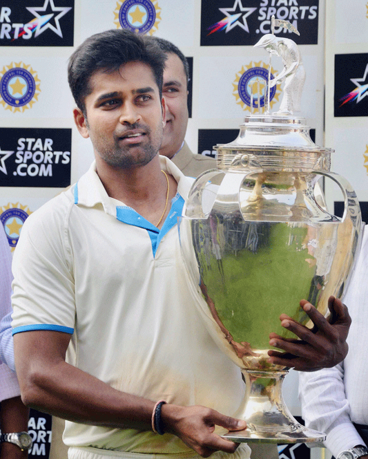 Vinay Kumar Ranji Trophy Karnataka