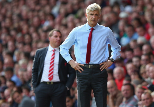 Wenger Rodgers