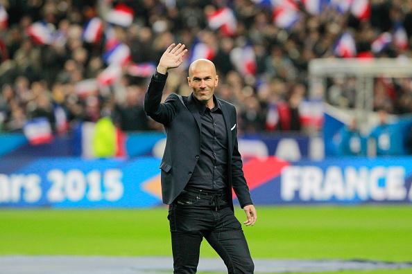 Kết quả hình ảnh cho zidane france real