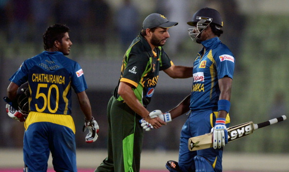 Sri Lanka are the defending Asia Cup Champions