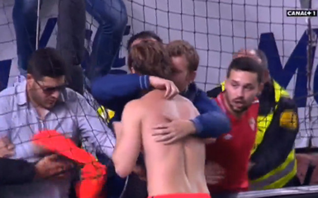 promo code e6467 a5025 Video: Ivan Rakitic's show of loyalty and respect to Sevilla ...