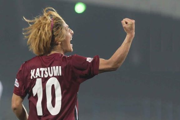 Katsumi Yusa has joined East Bengal