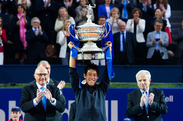 Kei Nishikori defeats Pablo Andujar to defend Barcelona Open title
