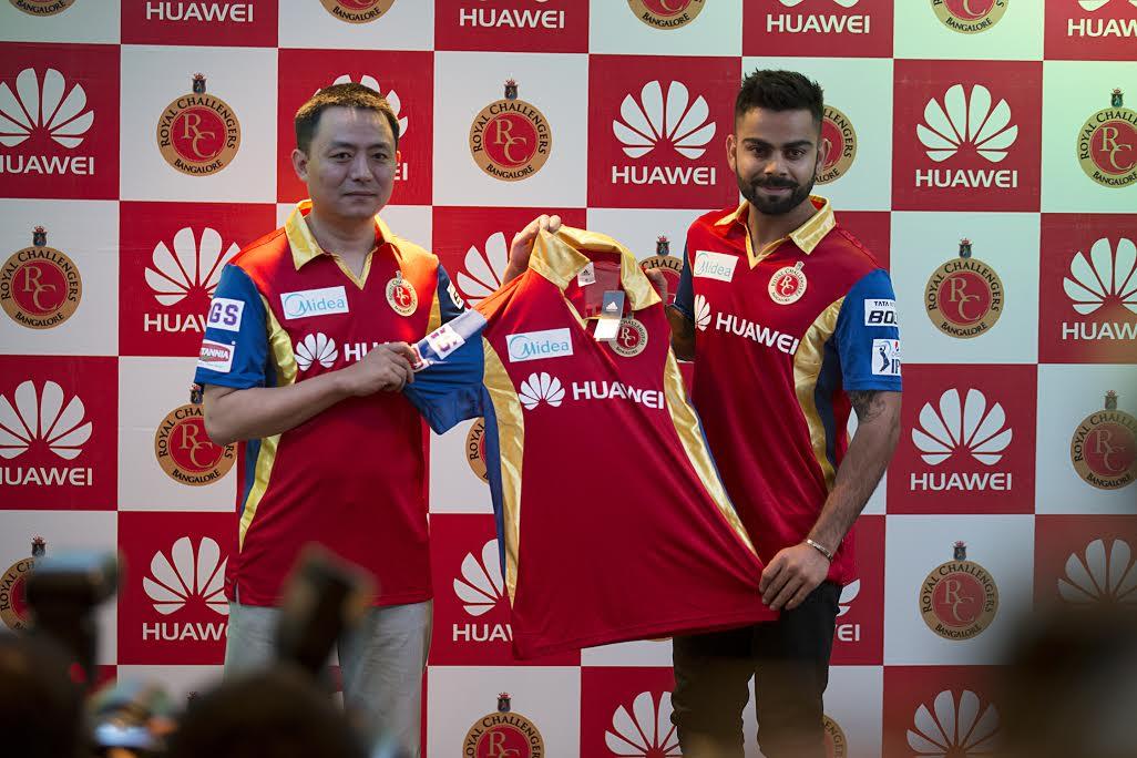 Royal Challengers Bangalore 2015 IPL jerseys and t-shirts
