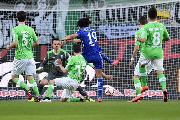 Leroy Sane Schalke