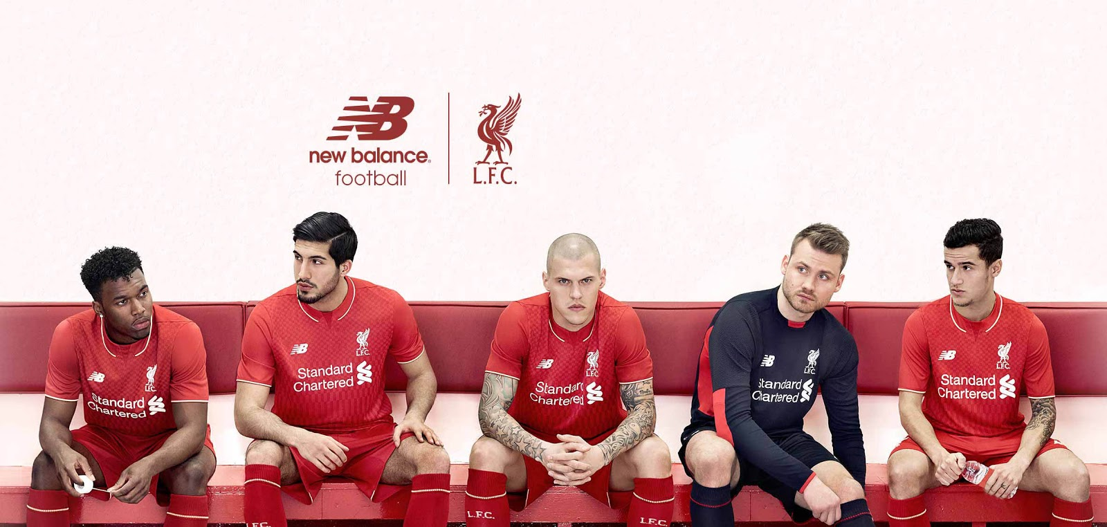 Liverpool s new home kit for the 2015-16 season released ff271116ca32a