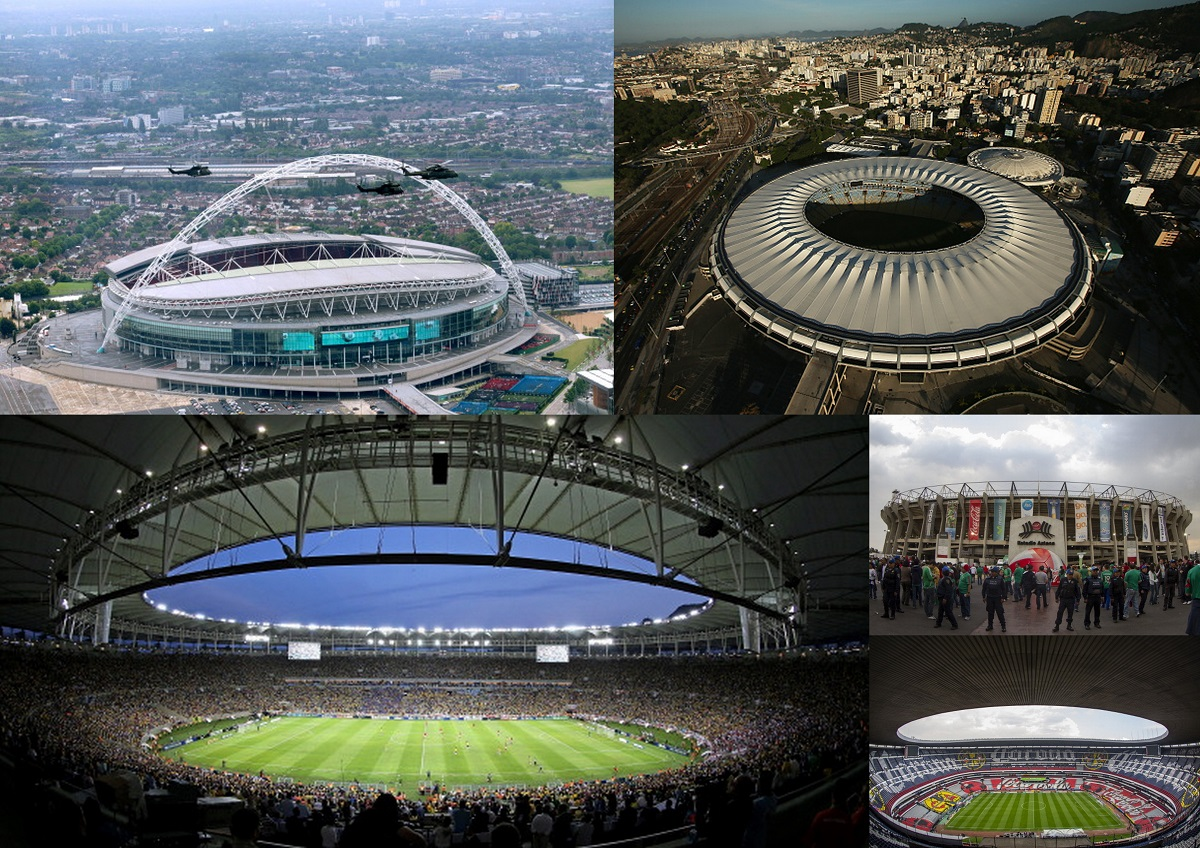 Biggest Football Stadiums In The World - 10 soccer stadiums you need to visit