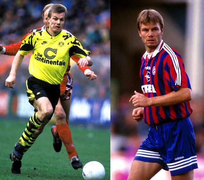 Thomas Helmer Borussia Dortmund Bayern Munich