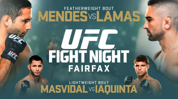 UFC Fight Night 63: Mendes vs Lamas - 'Review and Results'