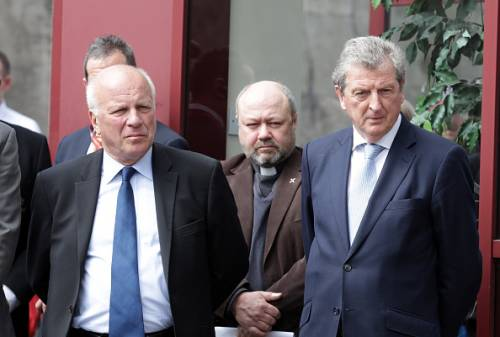 Greg Dyke FA chairman