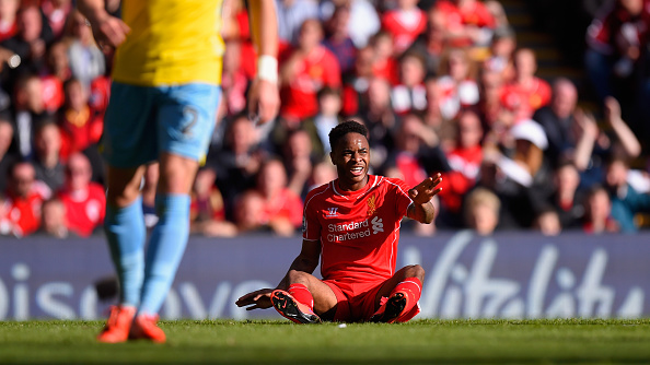 Raheem Sterling Liverpool