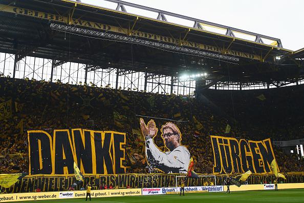 Juergen Klopp Borussia Dortmund