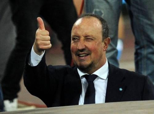 Rafael Benitez Real Madrid