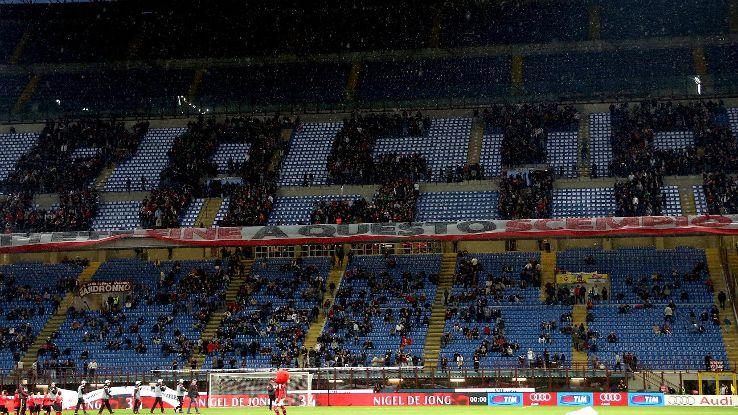 AC Milan demise