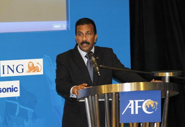 AFC Alex Soosay suspended