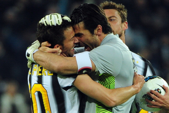 """Interview with Alessandro Del Piero: """"I wasn't surprised ..."""