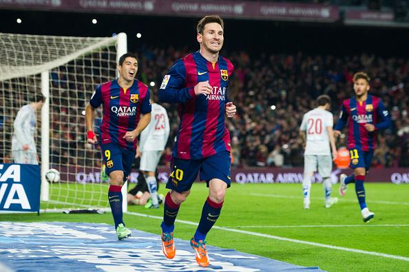Barcelona Atletico Madrid Copa del Rey