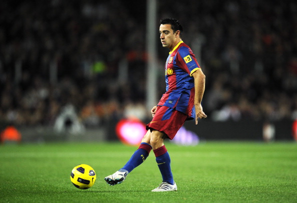 Image result for xavi pass