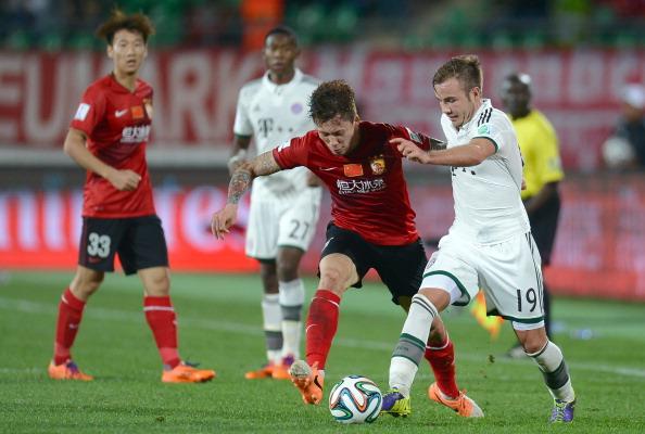 Bayern China