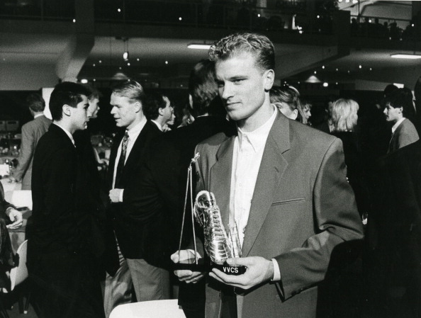 Bergkamp Eredivisie - Golden boot winner 1990
