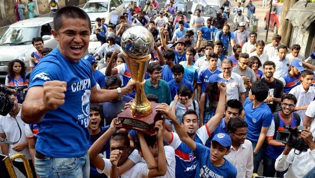 Sunil Chhetri Bengaluru FC