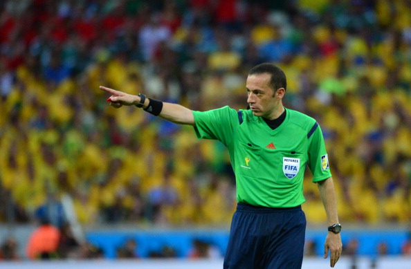 Image result for Cuneyt Cakir of Turkey referee