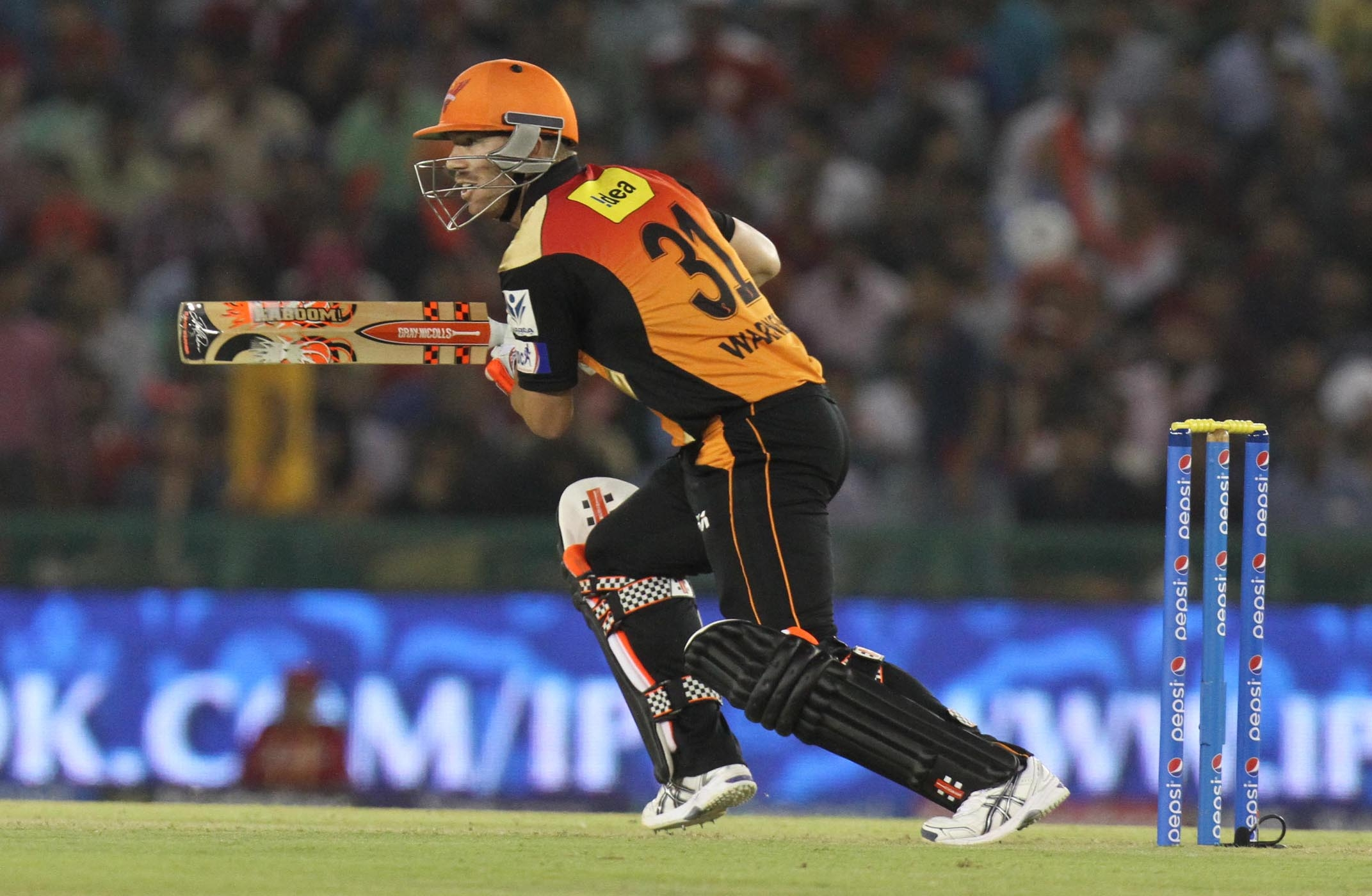 David Warner should be picked at any cost for the second match of the weekend