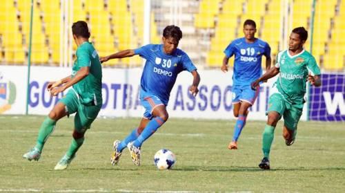 Dempo Salgaocar I league