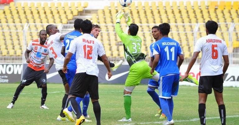 Dempo SC - Mumbai FC