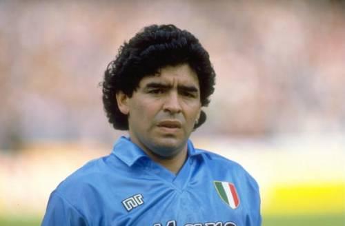 Diego Maradona Napoli drugs cocaine