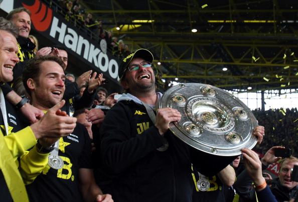 Dortmund Bundesliga champions
