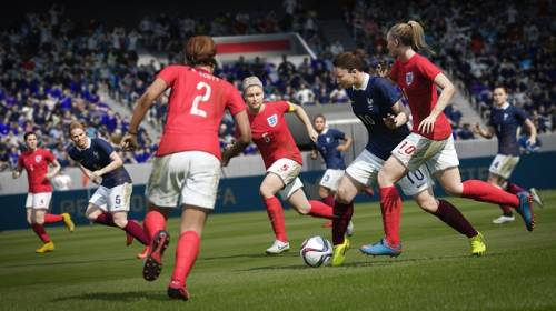 EA Sports FIFA 16 womens teams