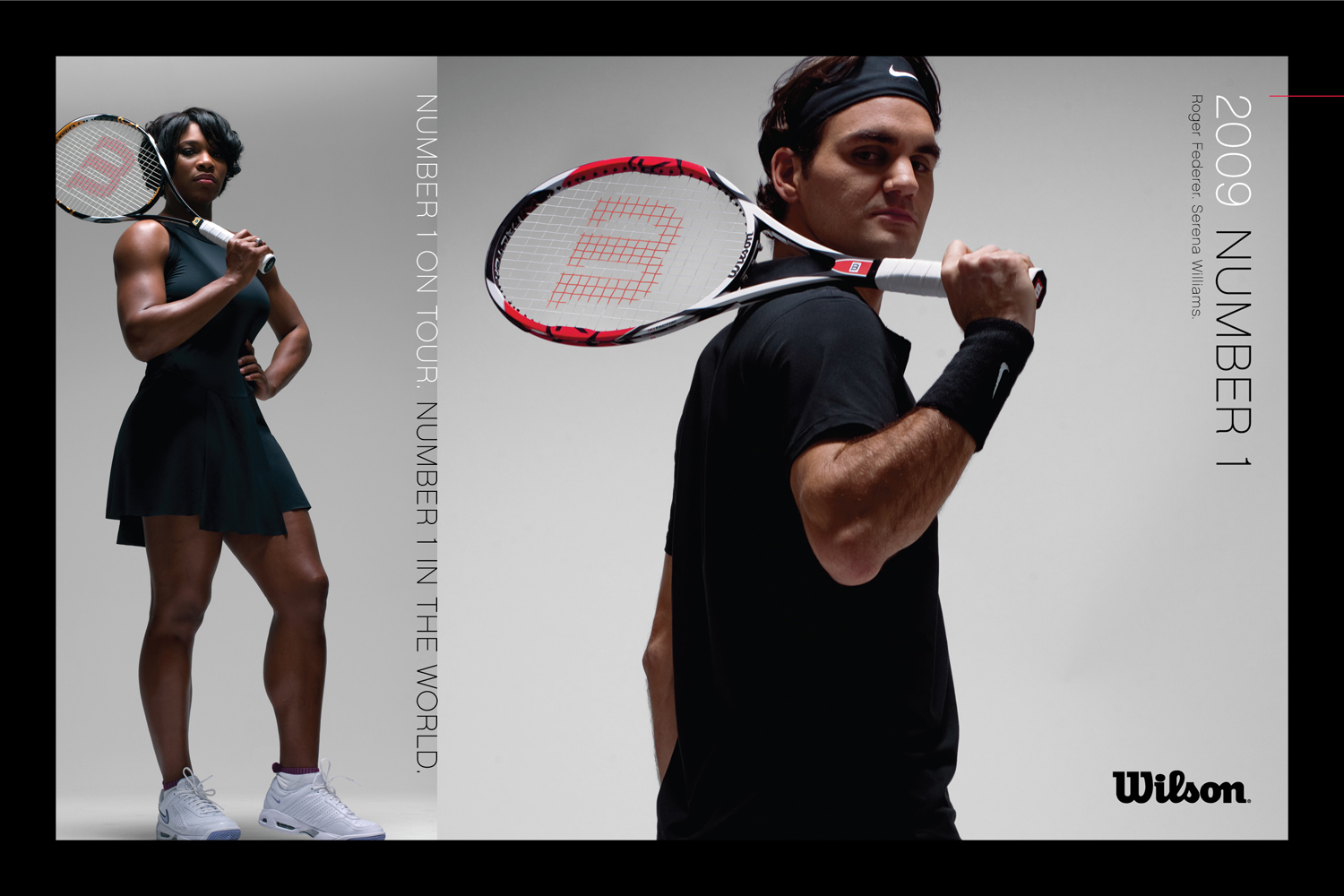 Roger Federer And Serena Williams The Tennis Twins