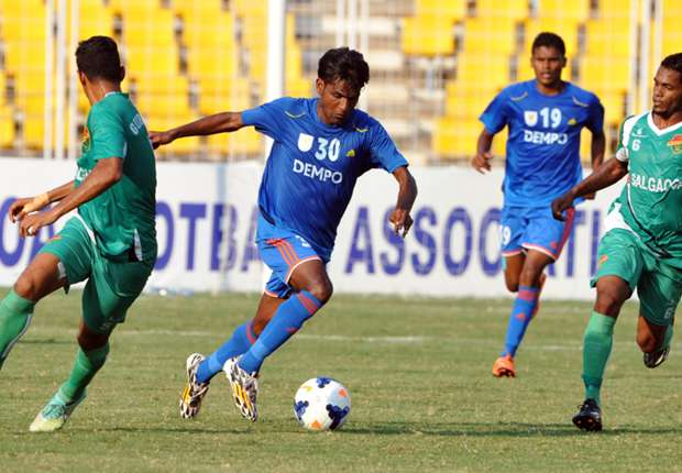 Dempo and Salgaocar lock horns to avoid relegation