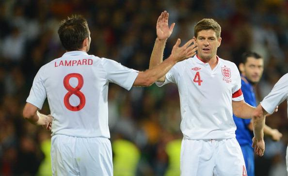 Lampard Gerrard