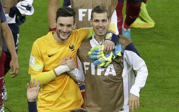 Hugo Lloris Morgan Schneiderlin
